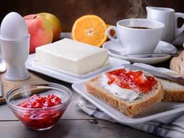 Najdôležitejšie jedlo dňa? Raňajky!
