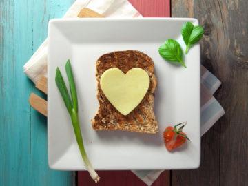 Aj srdce sa poteší zdravej strave