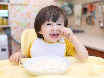 Všetci potrebujeme mliečny tuk, deti obzvlášť
