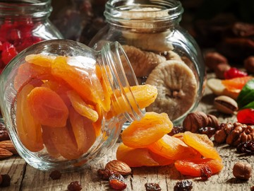 Sušené ovocie počas sviatkov bez výčitiek!